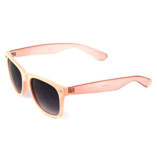 Okulary przeciwsłoneczne nerdy Wayfarer koralowe