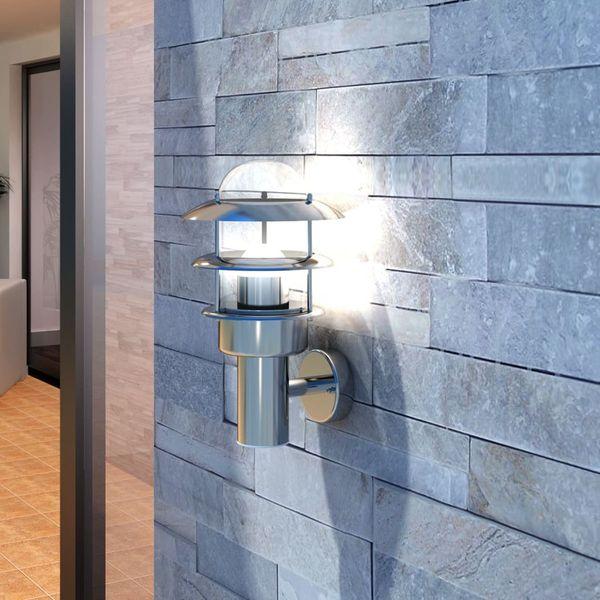 Lampa zewnętrzna, ścienna. zdjęcie 1