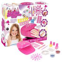 Zestaw dla dzieci do Stylizacji Paznokci Manicure 13 el. Y167
