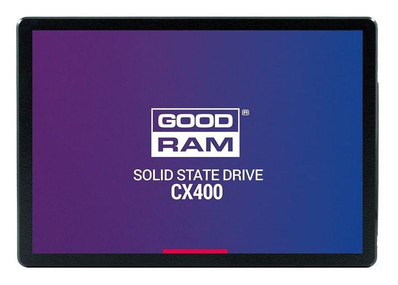 GOODRAM Dysk SSD CX400 512GB  SATA3 2,5 550/490MB/s 7mm zdjęcie 1