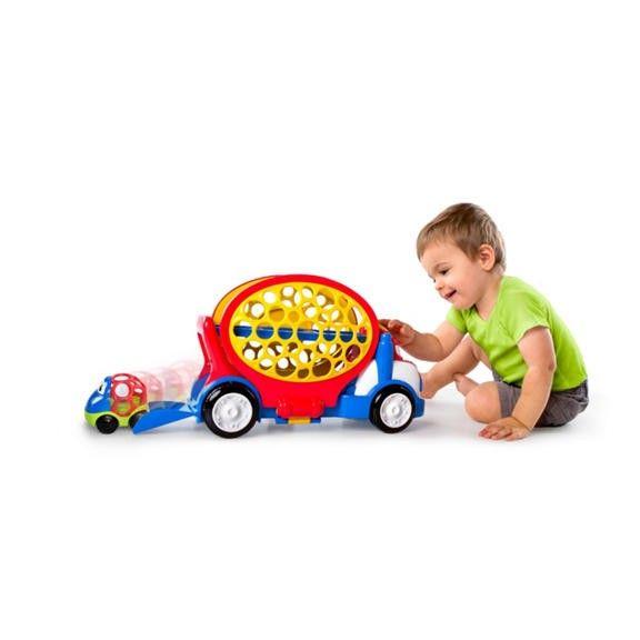 Dumel Oball Go Grippers Laweta z Samochodzikami 10314 zdjęcie 2