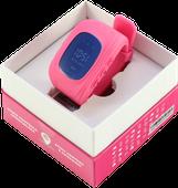Zegarek KIDS SMARTWATCH dla dzieci lokalizator GPS SIM kolor różowy zdjęcie 3