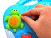 Interaktywny STOLIK edukacyjny dla maluszka ZA1757 zdjęcie 8