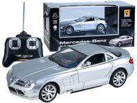 AUTO MERCEDES BENZ SLR MCLAREN1:24 LICENCJA RC0296