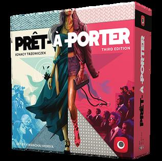 PRET - A - PORTER  GRA PLANSZOWA PORTAL GAMES