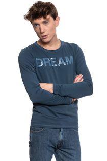 LONGSLEEVE MUSTANG Longsleeve Dream INSIGNIA BLUE 1004497 5230 M