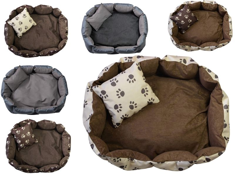 Legowisko łóżko kanapa posłanie dla psa 60/40 zdjęcie 1