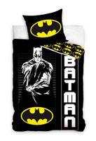 Pościel Licencyjna BATMAN 160 x 200 + 70 x 80cm