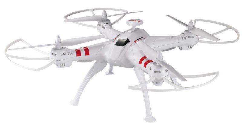 DRON TYPHON X15 z Kamerą WiFi na telefon 4000mAh (2xAku) Z184Z zdjęcie 7