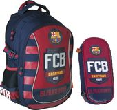 FC Barcelona Plecak szkolny FC-78 + piórnik