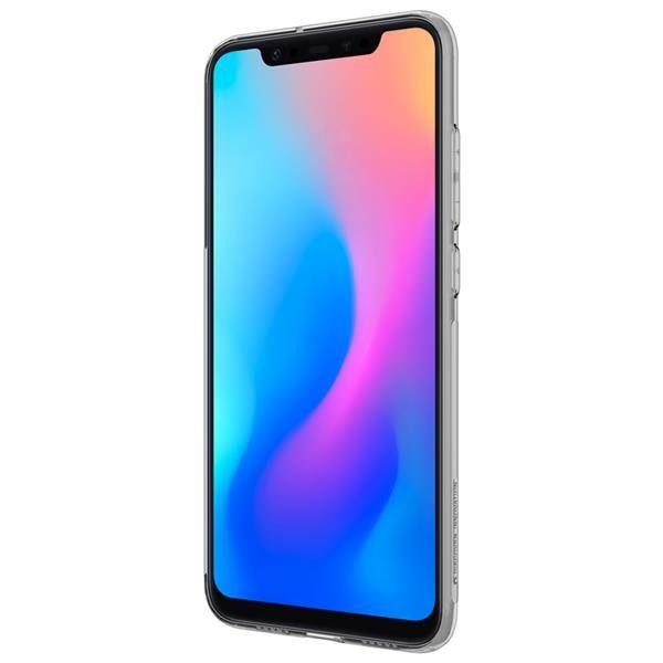 Etui Nillkin Nature Xiaomi Mi 8 - Grey zdjęcie 3