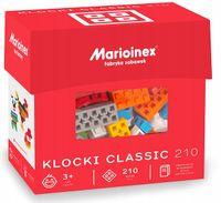 Marioinex Klocki Classic 210, Nowość, kreatywne