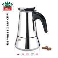 Kawiarka Espresso Kinghoff 600Ml (12 Filiżanek) [Kh-1047]