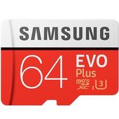 Karta pamięci Samsung EVO Plus 64GB microSDXC