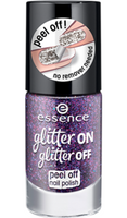 Essence Glitter On Glitter off Peel Off 04 Spotlight On! Lakier do paznokci 8ml - 04 Spotlight On!