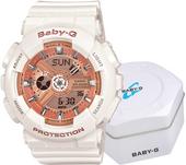 Zegarek Damski Casio Baby-G BA-110-7A1ER 10Bar Oryginalny Gwarancja