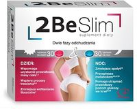 2BE Slim, 60 tabletek - Długi termin ważności!