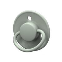 Smoczek uspokajający okrągły lateksowy 0m+ S Jungle / Mininor