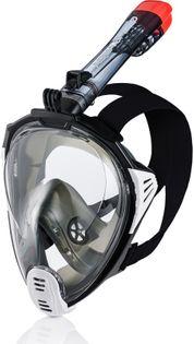 Maska do nurkowania pełnotwarzowa DRIFT Rozmiar - Maski - L/XL, Kolor - Drift - 07 - czarny / biały