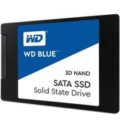Western Digital Blue SSD 250GB SATA 2,5'' WDS250G2B0A