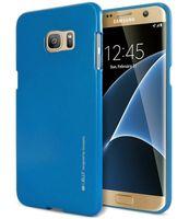 Mercury I-Jelly - Etui Samsung Galaxy S7 Edge (niebieski)