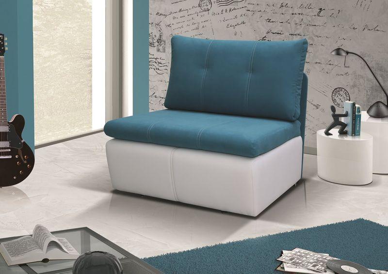 Fotel rozkładany RITO Tapicerowany Super kolory zdjęcie 7