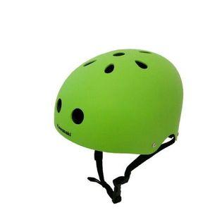 Kawasaki kask zielony regulowany roz. L/XL 56 - 60