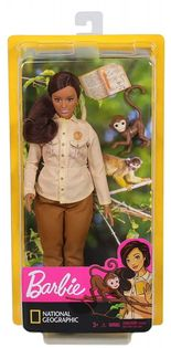 Lalka Barbie Ochrona Środowiska