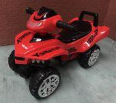 ALEXIS OC-7020683 Pojazd dla dzieci QUAD czerwony