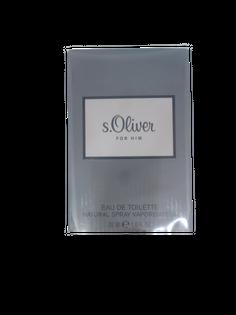 s. Oliver For Him woda toaletowa dla mężczyzn EDT
