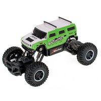Samochód RC Rock Crawler Hummer 1:20 4WD zielony