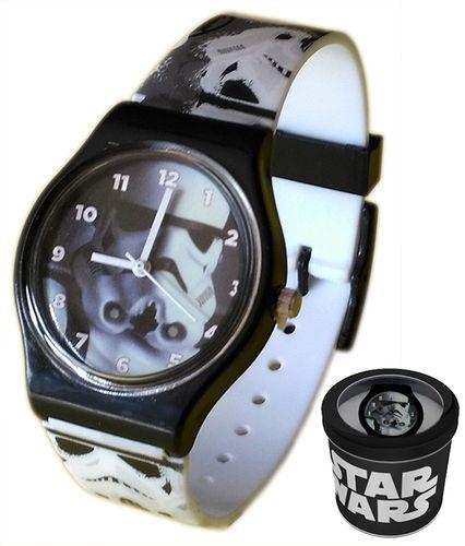 Zegarek dziecięcy Gwiezdne Wojny Star Wars Licencja Disney (41446) na Arena.pl