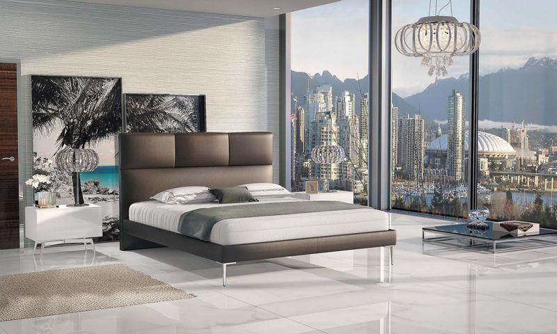 Łóżko tapicerowane BONO 160x200 Stelaż zdjęcie 1