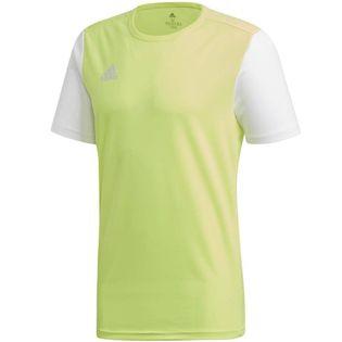 Koszulka dla dzieci adidas Estro 19 Jersey JUNIOR żółta DP3235/DP3229