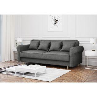 Kanapa Sofa Wersalka rozkładana KRYSTYNA funkcja spania