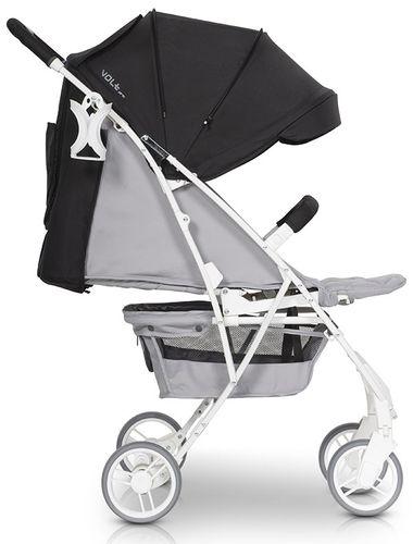 Volt Pro Euro Cart wózek spacerowy dla dzieci do 22 kg Folia Torba na Arena.pl