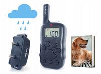 Wodoodporna obroża treningowa dla dużego psa PetStar X600B (dla 1 psa)