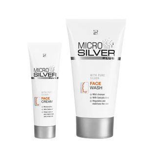 LR Microsilver Plus Zestaw do pielęgnacji twarzy