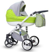 Wózek dziecięcy Evado Wiejar zestaw 2w1