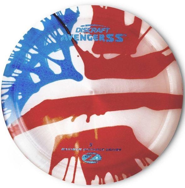 Frisbee Discraft Disc Golf Driver AvengerSS Zavsd USA na Arena.pl