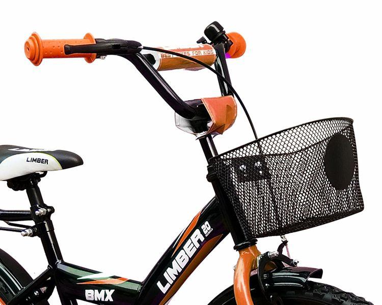 ROWER BMX 20 Limber ROWEREK DZIECIĘCY + KOSZYK NOWOŚĆ # kolory zdjęcie 5