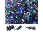 Lampki choinkowe kolorowe LED 4 m Lunartec zdjęcie 2