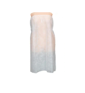 Tunika kosmetyczna jednorazowa pareo na gumce 10 sztuk