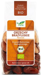 ORZECHY BRAZYLIJSKIE BIO 150 g - BIO PLANET
