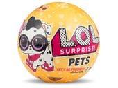 L.O.L. SURPRISE Zwierzątko PETS LOL KULA Seria 3.2