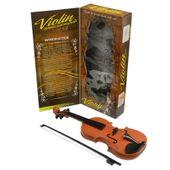Zabawkowe skrzypce grające ze smyczkiem Y140