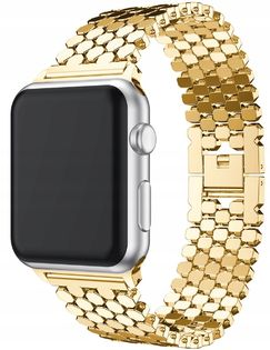 BRANSOLETKA PASEK Apple Watch 1 2 3 / 38mm + SZKŁO