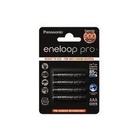 Akumulatorki Eneloop Pro Panasonic AAA 900 mAh 4 SZT