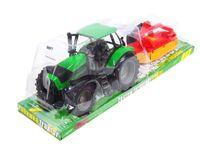 Traktor Wiejski Maszyną Rolniczą Dwa Kolory 53 cm