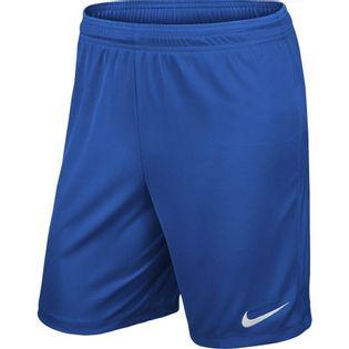 Spodenki męskie Nike Park II Knit Short NB c.niebieskie 725887 463 XL